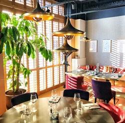 Lucias Restaurant Amstelveen Cityden The Garden Van Heuven Goedhartlaan