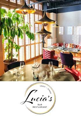 Lucias Restaurant Amstelveen Cityden The Garden Van Heuven Goedhartlaan c