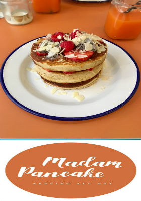 Madam Pancake cover