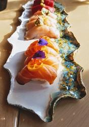 Sushi Sushisamba Restaurant Amsterdam Zuid Max Eeuweplein