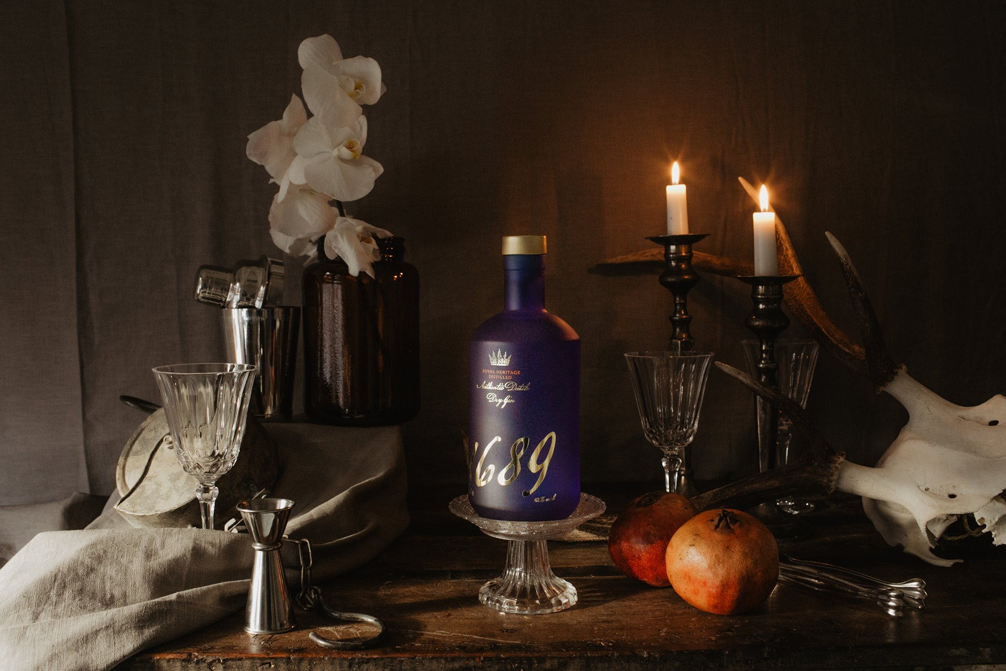 Amsterdamse Gin 1689