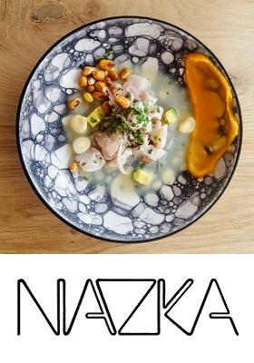 NAZKA Peruaans restaurant van ostadestraat Amsterdam de Pijp c