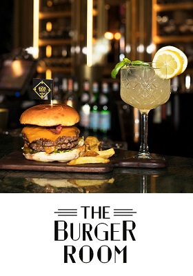 The Burger Room Restaurant Amsterdam Zuid Paulus Potterstraat c
