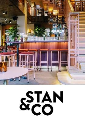 STAN&CO Amsterdam Restaurant Amsterdam Centrum Weesperplein c