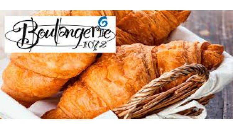 Boulangerie 1072 op de Ferdinand Bolstraat