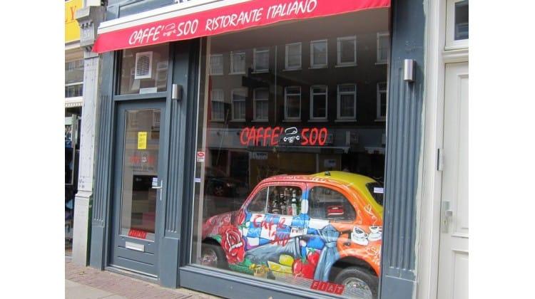 caffe-500 de Pijp Amsterdam
