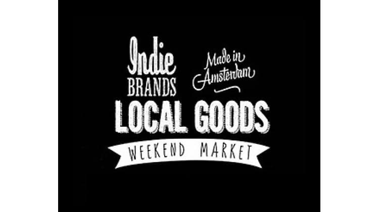 Local Goods weekend market