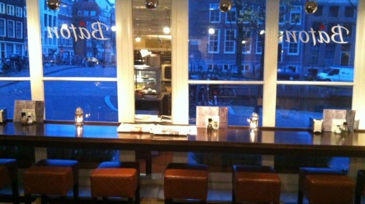 Brasserie Baton Herengracht Amsterdam