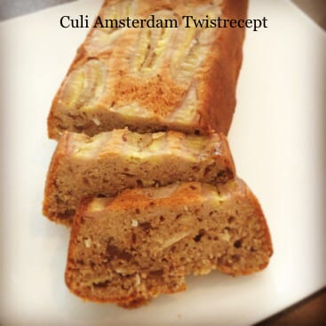 Culi Amsterdam Twistrecept Bananabread