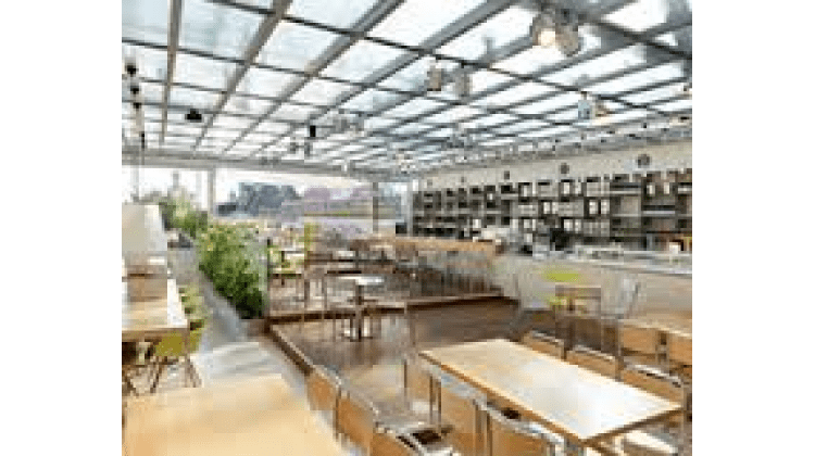 De Bijenkorf The Kitchen Amsterdam