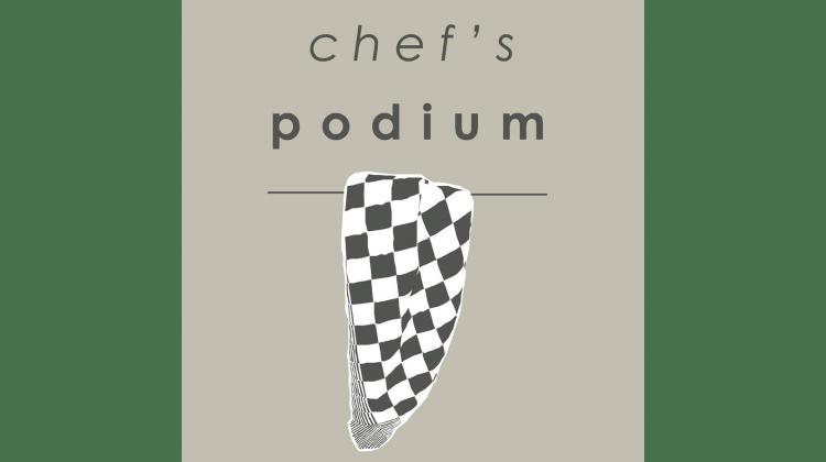 Chef's podium