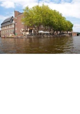 Beste terras van Amsterdam