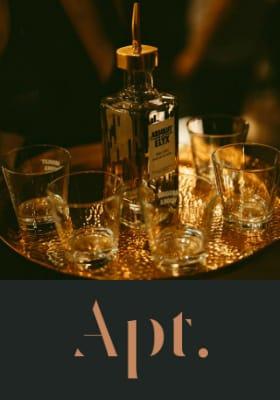 Apt Cocktail bar Amsterdam Centrum