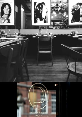 People's Place no 5 Italiaans restaurant Amsterdam Overtoom