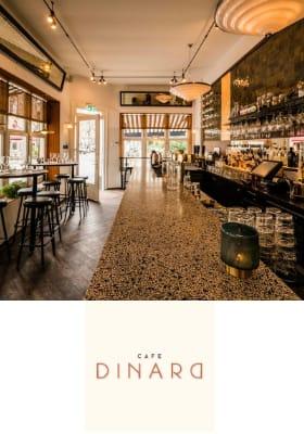 Café Dinard Amsterdam Oud-Zuid