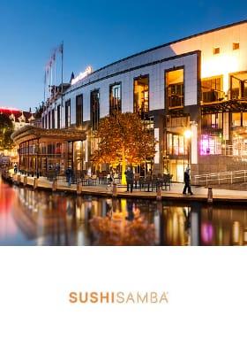 SushiSamba, Amsterdam Centrum