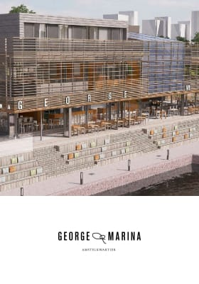 George Marina Amsterdam Noord