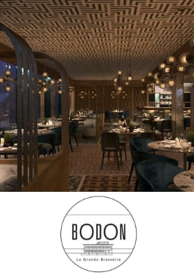 Restaurant Bodon Oud Zuid Amsterdam