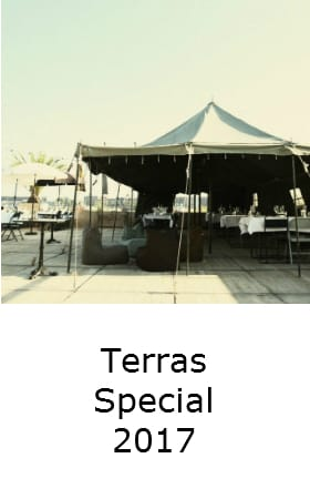 Terras special 2017 Amsterdam