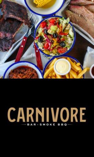 Carnivore Smoke BBQ Amsterdam Zuid