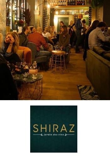 Shiraz wijnbar