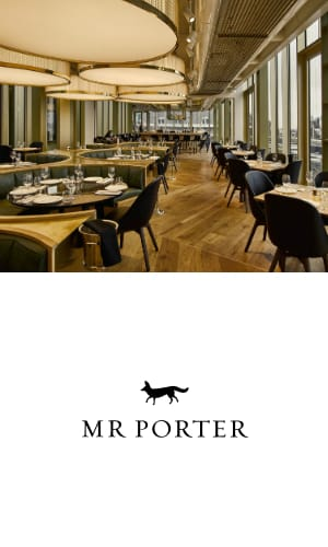 Mr. Porter Sunday Brunch