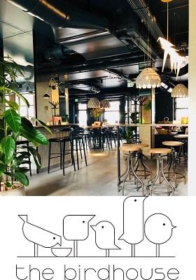 Restaurant The Birdhouse, Amsterdam Oost