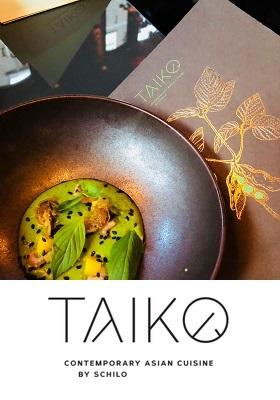 Taiko Restaurant Amsterdam