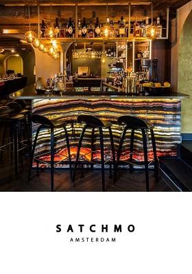 Satchmo Restaurant Amsterdam Centrum Rokin
