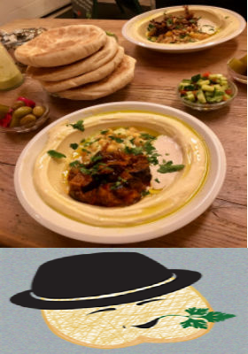 Sir Hummus Amsterdam Pijp