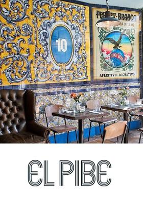 El Pibe Aperitivo Restaurant Amsterdam Jordaan Westerstraat cover