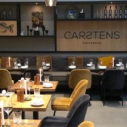 Brasserie Carstens - interieur