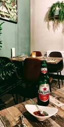 Intisari Indonesisch restaurant Amsterdam West Balboastraat 2