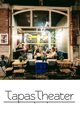 TapasTheater Amsterdam Oost Andreas Bonnstraat c