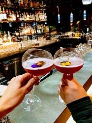 The Kitchen Garden restaurant Amsterdam Oost cocktails