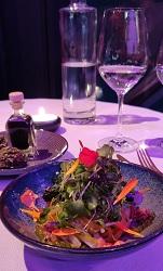 The Kitchen Garden restaurant Amsterdam Oost salade