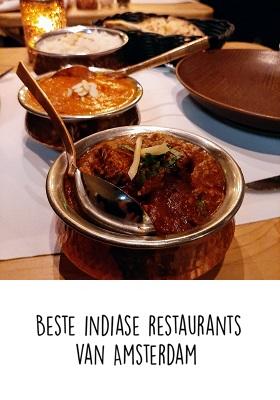 beste indiase restaurant Amsterdam cover