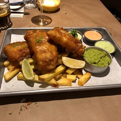 The Good Companion - Fish & Chips