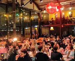 Restaurant Pllek Amsterdam Noord TT Neveritaweg