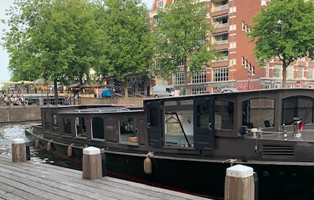 Luxury dinner cruise Amsterdam Boats boot
