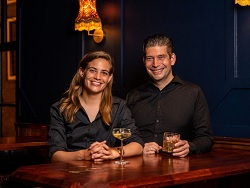 Nieuwe restaurants Amsterdam Dutch Courage