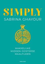 Kookboek Simply Sabrina Ghayour