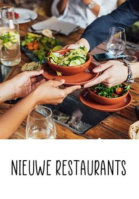 Nieuwe restaurants Amsterdam oktober 2020 cover