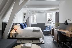 Staycation Amsterdam Pulitzer Hotel Kimption De Witt