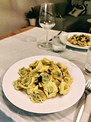 Le Due Sicilie Italiaans restaurant Amsterdam Oost President Steynstraat250