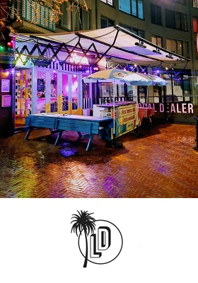 Local Dealer Restaurant Amsterdam Oost Dapperplein cover