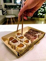 UNDERCOVER Restaurant Amsterdam Oost Wibautstraat sushi