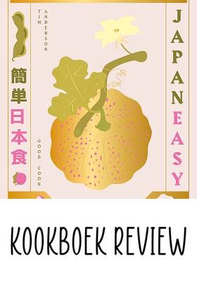Kookboek Vegan JapanEasy Tim Anderson recept vegan ramen vcover