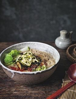 Kookboek Vegan JapanEasy Tim Anderson recept vegan ramen