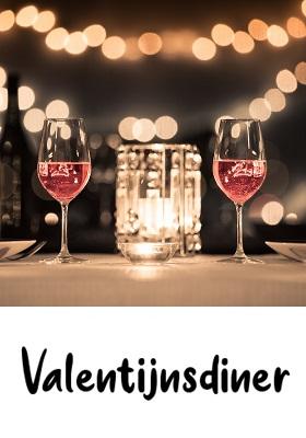 Valentijnsdiner afhalen bezorgen Amsterdam